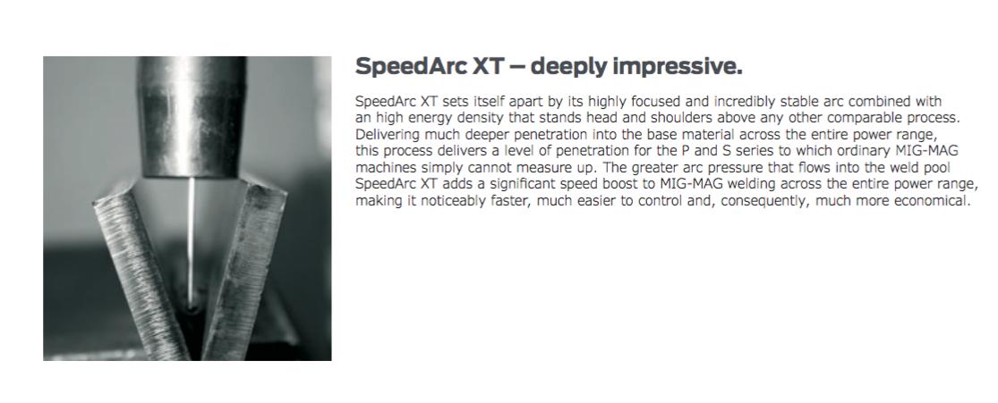 speed arc xt